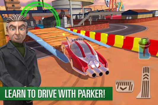Parker's Driving Challenge 1