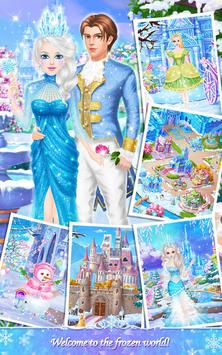 Princess Salon Frozen Party 1