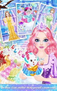 Princess Salon Frozen Party 3