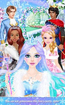Princess Salon Frozen Party 4