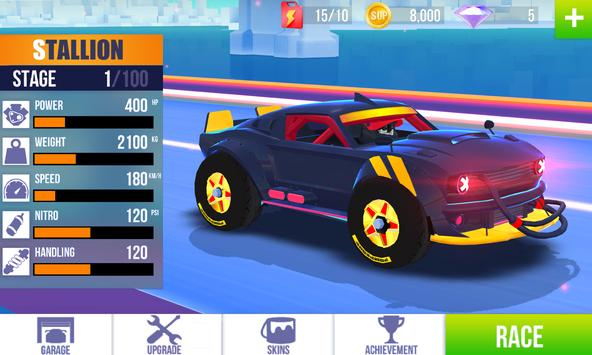 SUP Multiplayer Racing 3