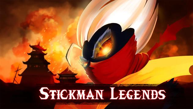 Stickman Legends 5