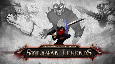 Stickman Legends logo