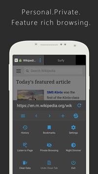 Surfy Browser 1