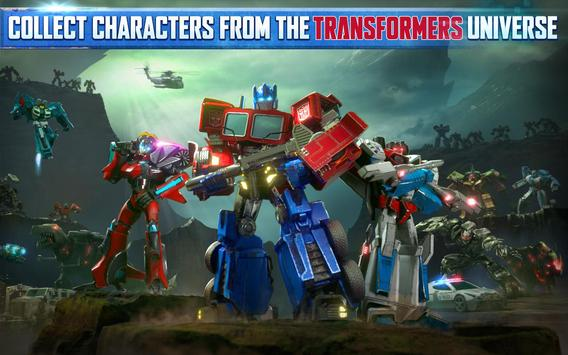 TRANSFORMERS Forged to Fight 1