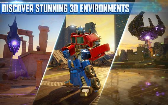 TRANSFORMERS Forged to Fight 3