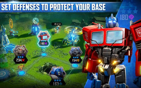 TRANSFORMERS Forged to Fight 5