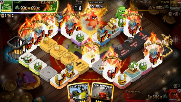 Angry Birds Dice 8