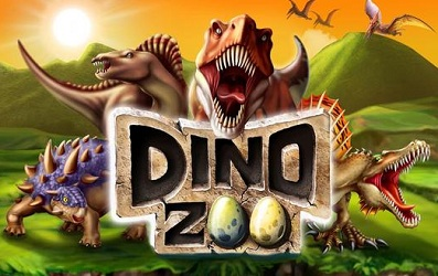 DINO WORLD Jurassic builder 2 logo