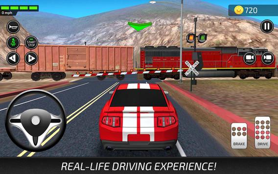 Driving Academy Simulator 3D 1