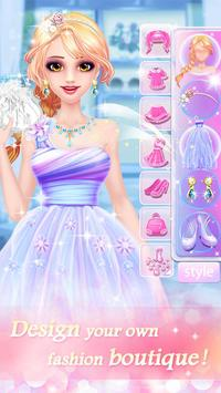 Fashion Shop -Dress Up Salon