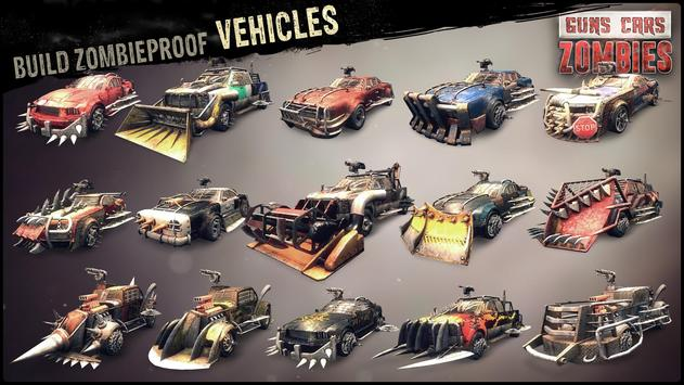 Guns, Cars, Zombies 3