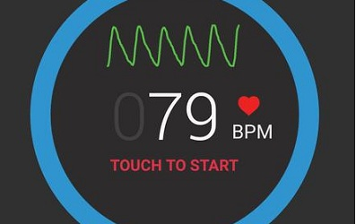 Heart Rate Plus logo