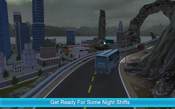 Hill Climb Commercial Bus 3