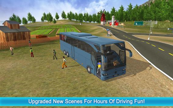 Hill Climb Commercial Bus 4