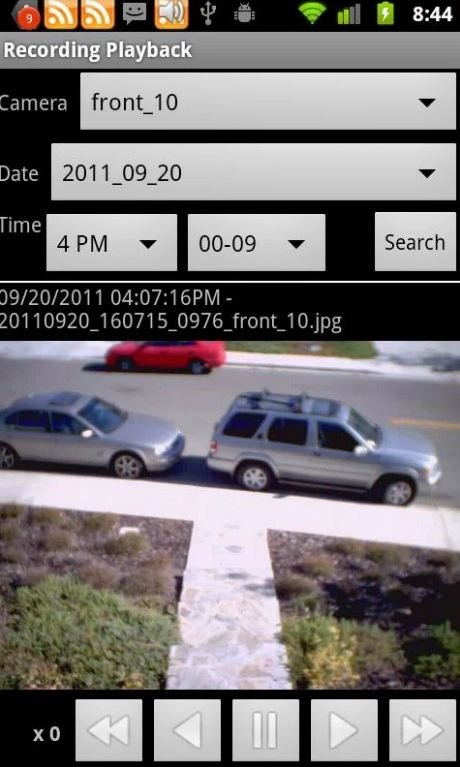 IP Cam Viewer Pro 4