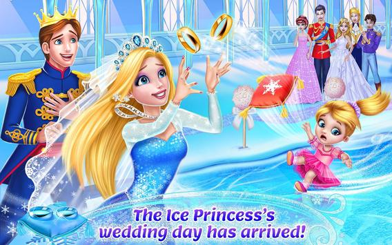 Ice Princess - Wedding Day 5