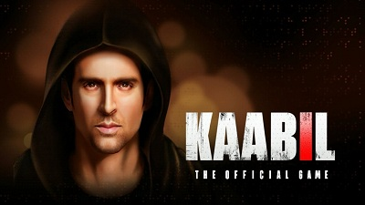 KAABIL The Official Game logo