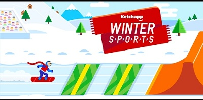 Ketchapp Winter Sports logo