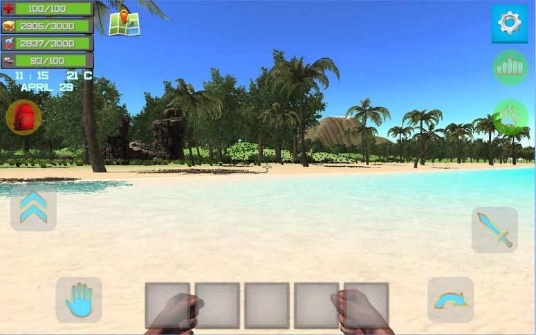 Ocean Is Home Survival Island 1