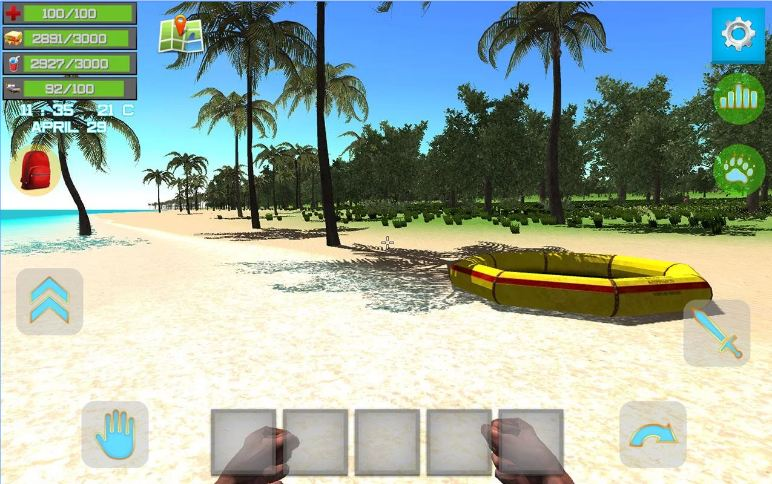 Ocean Is Home Survival Island 2