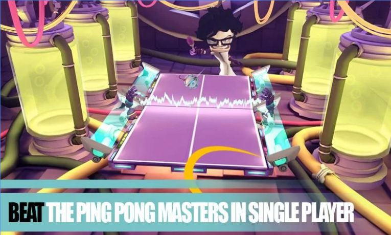 Power Ping Pong 3