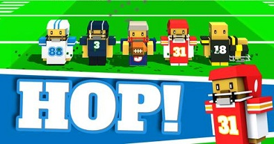 Road Hopper Super Touchdown logo