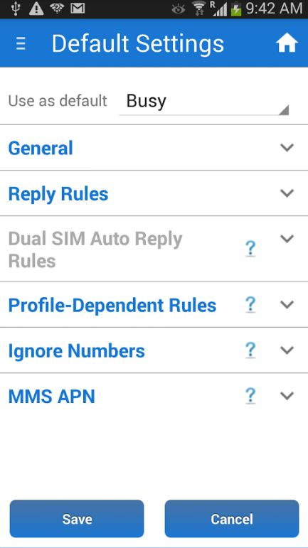SMS Auto Reply Text PRO 4