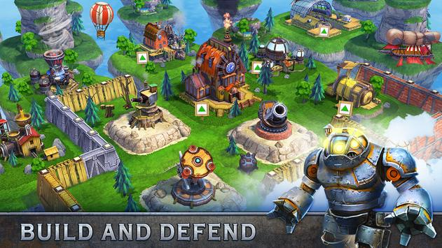 Sky Clash Lords of Clans 3D 1