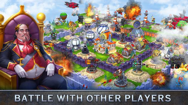 Sky Clash Lords of Clans 3D 3