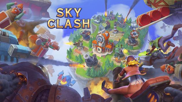 Sky Clash Lords of Clans 3D 4