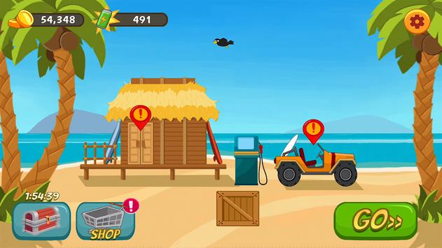 Stickman Surfer 4