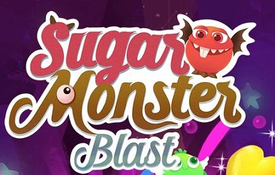 Sugar Monster Blast logo