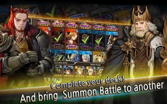 Summon Rush 1