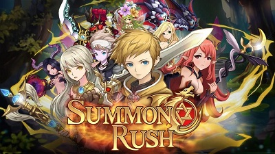 Summon Rush logo