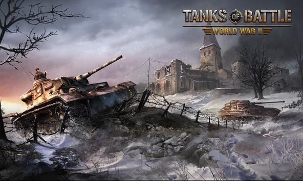 Tanks of Battle World War 2 1
