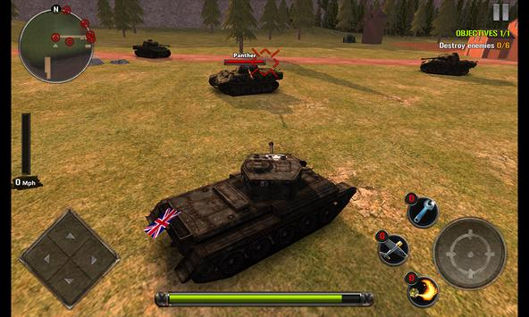 Tanks of Battle World War 2 4