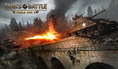 Tanks of Battle World War 2