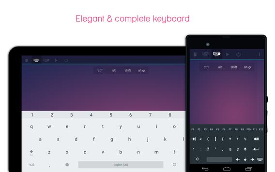 Telepad - mouse & keyboard 5