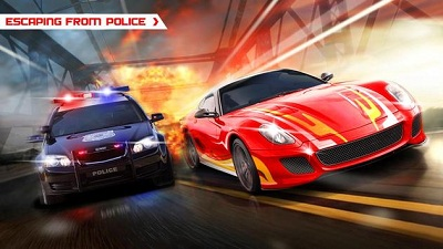 Traffic Racing Escape 1