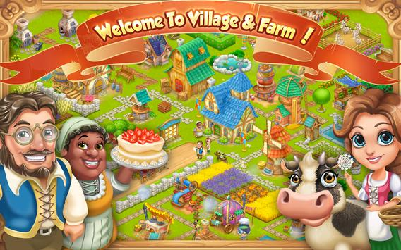 Village and Farm 1