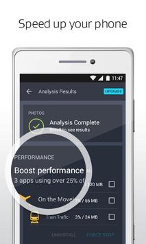 AVG Cleaner for Android phones 5