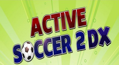 Active Soccer 2 DX Full logo