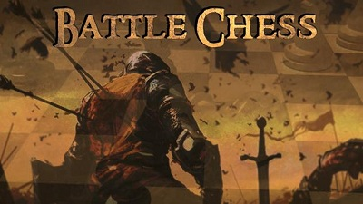 Battle Chess 3D logo