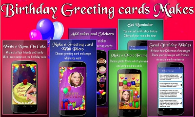 Birthday Greeting Cards Maker
