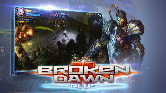 Broken Dawn Plus 1