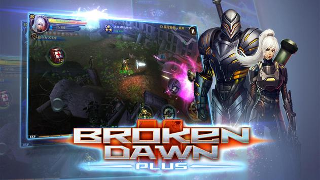 Broken Dawn Plus 2