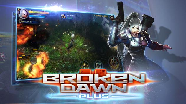 Broken Dawn Plus 3
