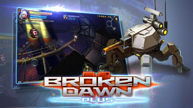 Broken Dawn Plus 4