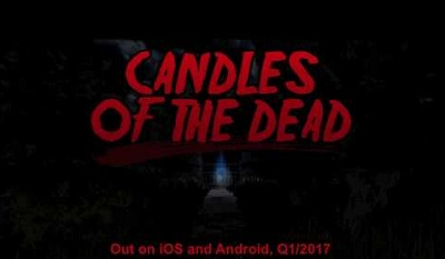 Candles of the Dead logo
